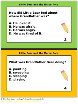 Little Bear Literacy Bundle