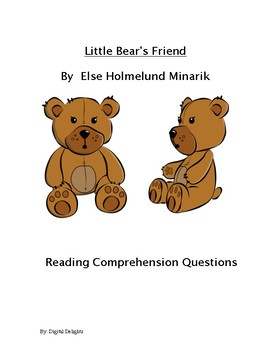 Little Bear's Friend Reading Comprehension Questions