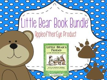 Little Bear's Friend Book Bundle