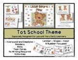 Little Bears Play - Grow With Me Little Bear Tot School -