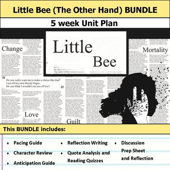 Little Bee (The Other Hand) Unit Bundle