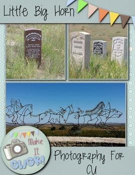 Little Big Horn Grave Markers