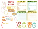Little Big Moments Pages 16-17 Printable