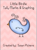 Little Birdie Tally Marks & Graphing