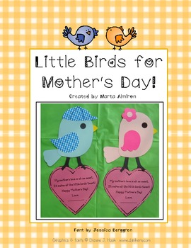Little Birds for Mothers' Day