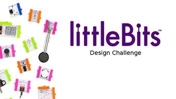 Little Bits Intro Presentation - Editable