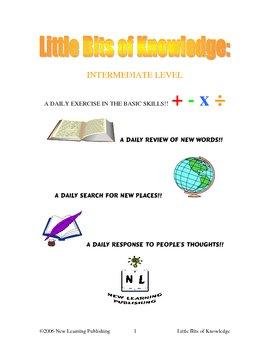 Little Bits Of Knowledge - Intermediate Level