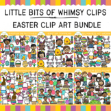 Little Bits of Whimsy Clips: Easter Clip Art Bundle