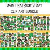 Little Bits of Whimsy Clips: Saint Patrick's Day Clip Art GROWING Bundle