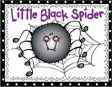 Little Black Spider (emergent reader)