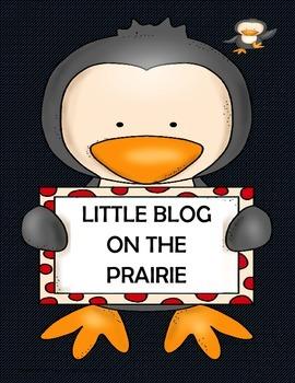 Little Blog on the Prairie - 6th Grade Worksheets+Activiti