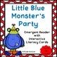 Little Blue Monster's Party and Little Blue Monster's Farm