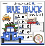 Little Blue Truck Alphabet Cards