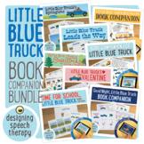 Little Blue Truck Book Companion GROWING BUNDLE for Speech