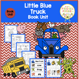Little Blue Truck  Book Unit