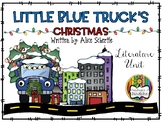 Little Blue Truck's Christmas {Literature Unit}