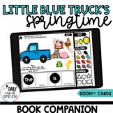 Little Blue Truck's Springtime Speech Therapy Companion
