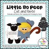 Little Bo Beep Craft
