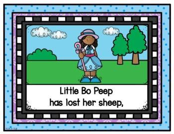 Mother Goose Rhymes: Little Bo Peep