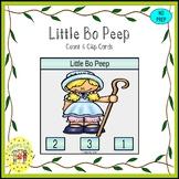 Little Bo Peep Task Cards
