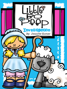 Little Bo Peep Investigation