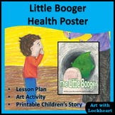 Little Booger Book & Health Poster