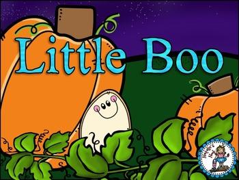 Little Boo {Book Companion}