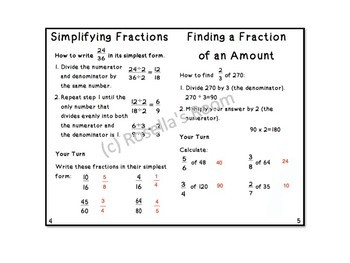 Little Book of Fractions