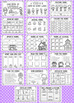 Little Book of Nouns, Verbs and Adjectives - Half Page  Worksheet Booklets