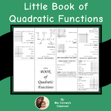 Little Book of Quadratic Functions