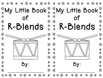 My Little Book of R Blends