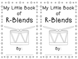 My Little Book of R Blends