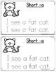 Little Book of Short Vowels