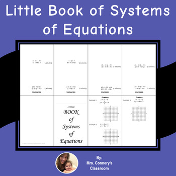 Little Book of Systems of Equations