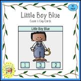 Little Boy Blue Task Cards