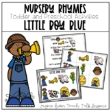Little Boy Blue-Nursery Rhymes for Toddlers and Preschoolers
