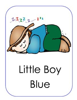 Little Boy Blue Posters