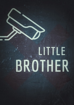 Little Brother Printable Poster by Cory Doctorow