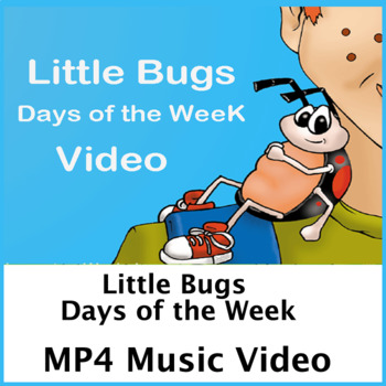 Little Bugs Music Video MP4