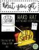Little Builder Hats