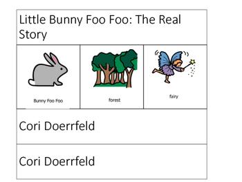 Little Bunny Foo Foo Interactive Story Pieces
