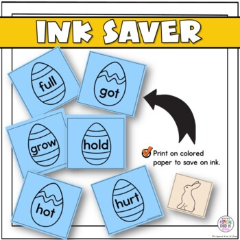 Little Bunny Sight Word Game Grade Three Dolch Word List