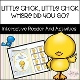 Little Chick: An Interactive Reader & Language Activities