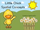 Little Chick Spatial Concepts