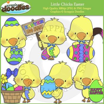 Little Chicks Easter