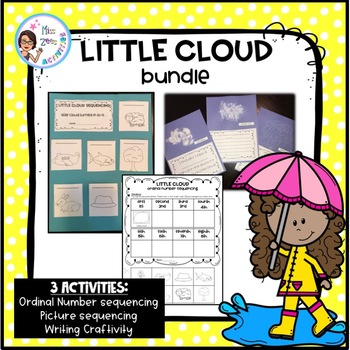 Little Cloud Activity Bundle