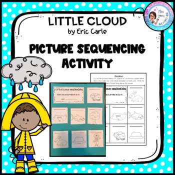 Little Cloud Picture Sequencing Actvity