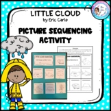 Little Cloud Picture Sequencing Activity