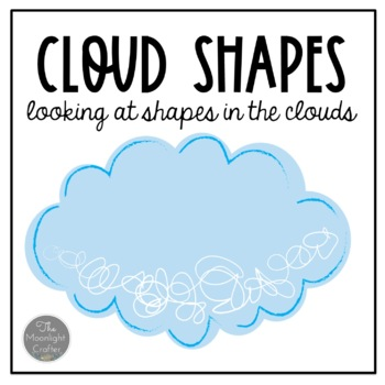 Little Cloud a book companion for pre-k and kindergarten
