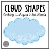 Little Cloud a book companion for pre-k and kindergarten